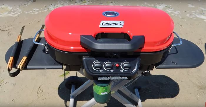 Coleman Roadtrip 285 Portable Stand-Up Propane Grill Reviews