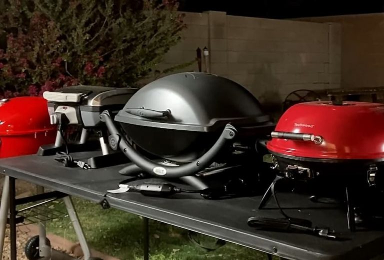 Electric Grill Brands
